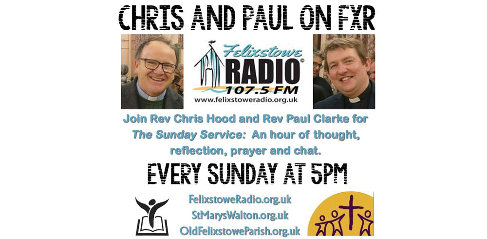 Chris & Paul on Felixstowe Radio